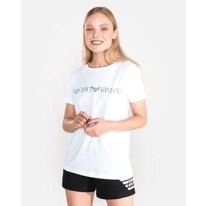 Emporio Armani Koszulka do spania Biały obraz