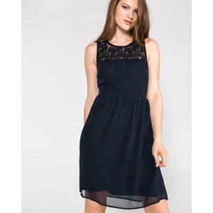 Vero Moda Vanessa Sukienka Niebieski obraz