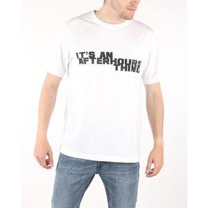 Diesel T-Just Koszulka Biały obraz