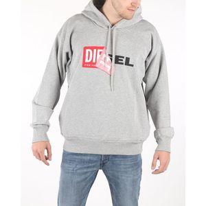 Diesel S-Alby Bluza Szary obraz