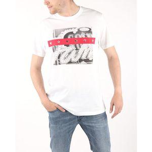 Diesel T-Joe Koszulka Biały obraz
