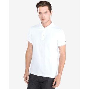 Tommy Hilfiger Polo Koszulka Biały obraz