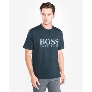 BOSS Hugo Boss Teecher 4 Koszulka Niebieski obraz
