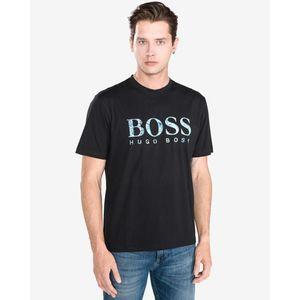 BOSS Hugo Boss Teecher 4 Koszulka Czarny obraz