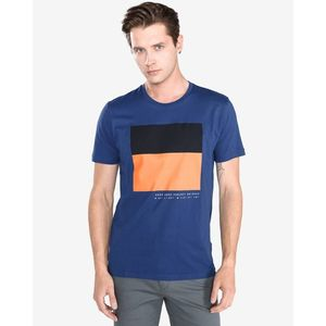 BOSS Hugo Boss Tiburt 99 Koszulka Niebieski obraz