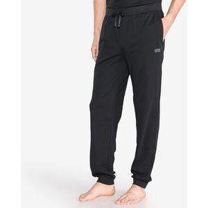 BOSS Hugo Boss Mix&Match Spodnie do spania Czarny obraz