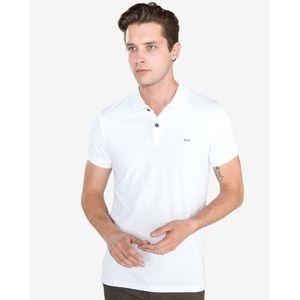 BOSS Hugo Boss Prime Polo Koszulka Biały obraz