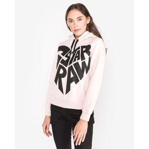 G-Star RAW Graphic 50 Bluza Różowy obraz