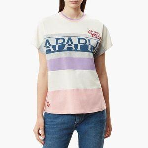 Koszulka damska Napapijri Slia N0YIIB M54 obraz