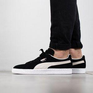 BUTY Męskie sneakersy PUMA SUEDE CLASSIC+ 352634 03 obraz
