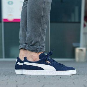 Buty męskie sneakersy Puma Suede Classic+ 356568 51 obraz