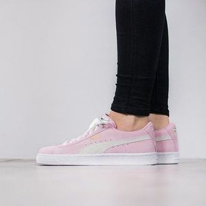 Buty damskie sneakersy Puma Suede Jr 355110 30 obraz