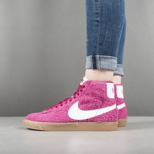 Buty damskie sneakersy Nike Blazer Md Suede Vintage 518171 614 obraz