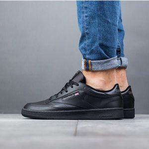 Buty męskie sneakersy Reebok Club C 85 AR0454 obraz