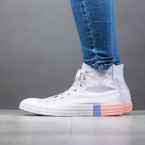 "Buty damskie sneakersy Converse Chuck Taylor All Star Hi ""Colorblock"" 159520C obraz"