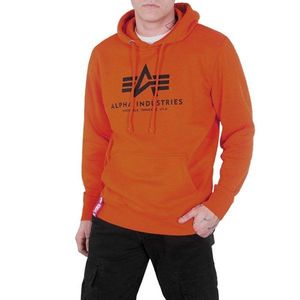 Bluza męska Alpha Industries Basic Hoodie 178312 417 obraz
