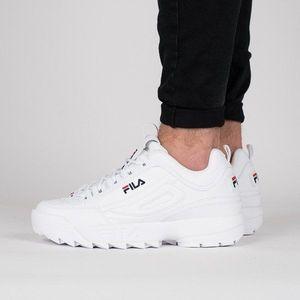 Buty męskie sneakersy Fila Disruptor Low 1010262 1FG obraz