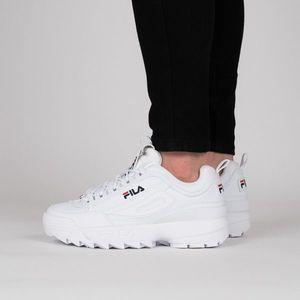 Buty damskie sneakersy Fila Disruptor Low Wmn 1010302 1FG obraz