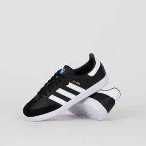 Buty dziecięce sneakersy adidas Originals Samba OG C B42126 obraz