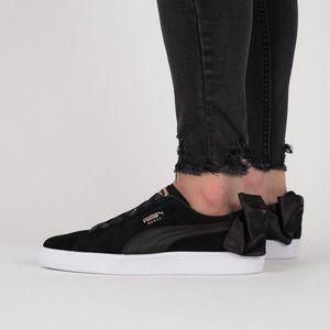 Buty damskie sneakersy Puma Suede Bow Wns 367317 04 obraz