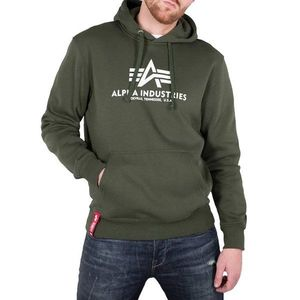 Bluza męska Alpha Industries Basic Hoodie 178312 257 obraz