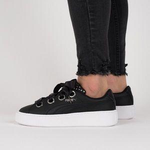 Buty damskie sneakersy Puma Platform Kiss Ath Lux Wns 366704 02 obraz