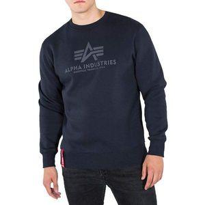 Bluza męska Alpha Industries Basics Sweater 178302 07 obraz
