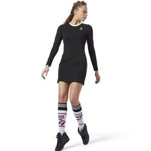 471027790 Biała sukienka ze zwiewną czarną falbaną AK CLASSIC 5 (36 produktów ...