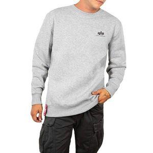 Bluza męska Alpha Industries Basic Sweater Small Logo 188307 17 obraz