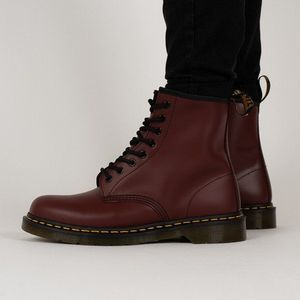 Buty Dr. Martens Glany 1460 Cherry Red 10072600 obraz