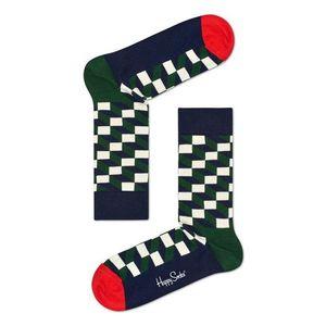 Skarpetki Happy Socks Filled Optic FIO01 7002 obraz
