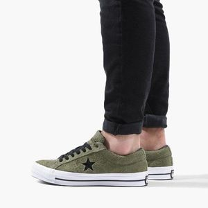 Buty męskie sneakersy Converse One Star Dark Vintage Suede 163249C obraz