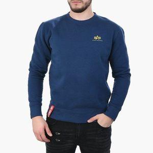 Bluza męska Alpha Industries Basic Sweater Small Logo 188307 435 obraz