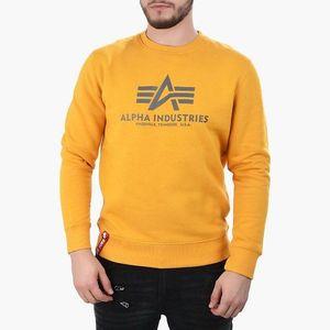 Bluza męska Alpha Industries Basic 178302 441 obraz