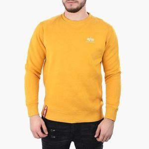 Bluza męska Alpha Industries Basic Sweater Small Logo 188307 441 obraz