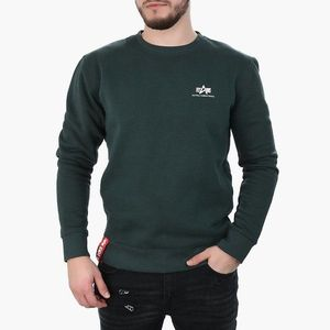 Bluza męska Alpha Industries Basic Sweater Small Logo 188307 353 obraz