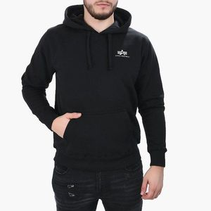 Bluza męska Alpha Industries Basic Hoody Small Logo 196318 03 obraz