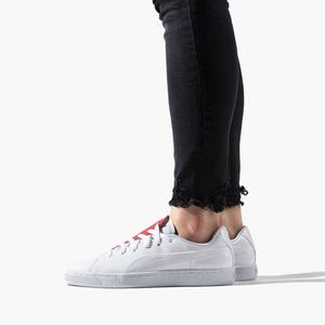 Buty damskie sneakersy Puma Basket Crush 369556 01 obraz
