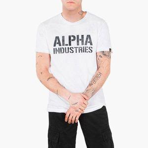 Koszulka męska Alpha Industries Camo Print 156513 09 obraz