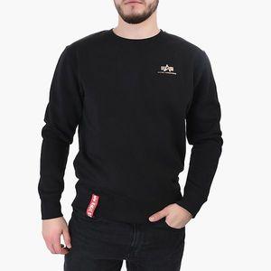 Bluza męska Alpha Industries Basic Sweater Small Logo 188307 365 obraz