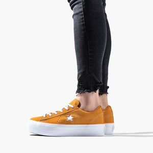 Buty damskie sneakersy Converse One Star Platform OX 563487C obraz