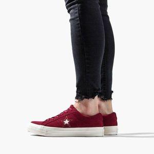 Buty damskie sneakersy Converse Chuck Taylor One Star OX 163192C obraz