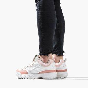 Buty damskie sneakersy Fila Disruptor Low 1010604 02W obraz