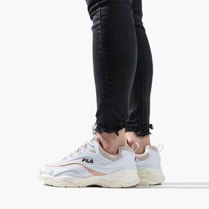Buty damskie sneakersy Fila Ray Low 1010562 02Y obraz