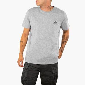 Męski T-shirt Basic czarny obraz