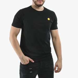 Koszulka męska Wood Wood Ace Double A 10005700-2222 Black obraz