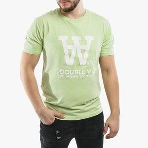 Koszulka męska Wood Wood Ace Double A 10915705-2222 Mint obraz
