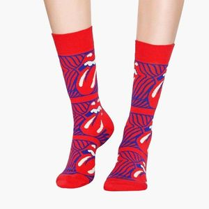 Happy Socks - Skarpetki Rolling Stones obraz