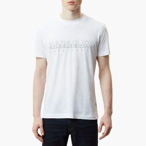 Koszulka męska Napapijri Sevora N0YIJ9 002 obraz