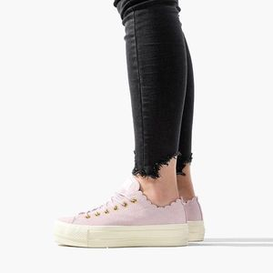 Buty damskie sneakersy Converse Chuck Taylor All Star Frilly Thrills 563500C obraz